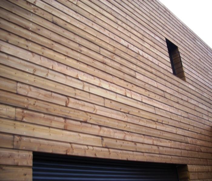 bardage bois, maison ossature bois,maison bois,maison en bois,construction maison bois