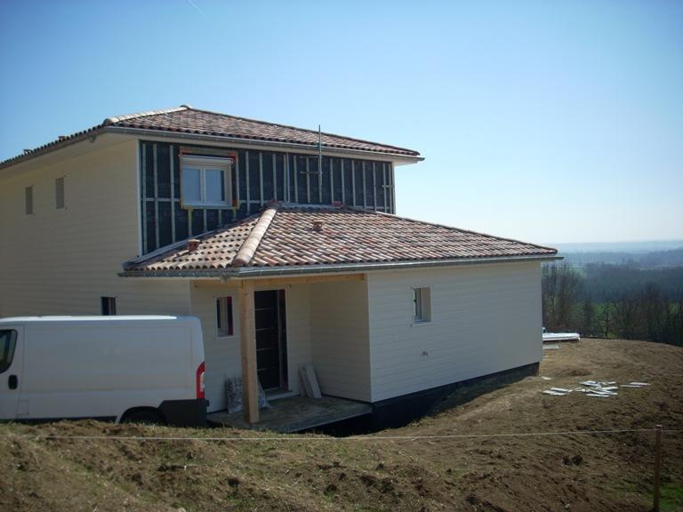 nouveaux materiaux pour construire sa maison,habitat ecologique,energie renouvellable,maison bois eco