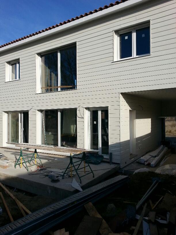 Nos chantiers  OMEA, partenaire de votre projet de construction de maison bois
