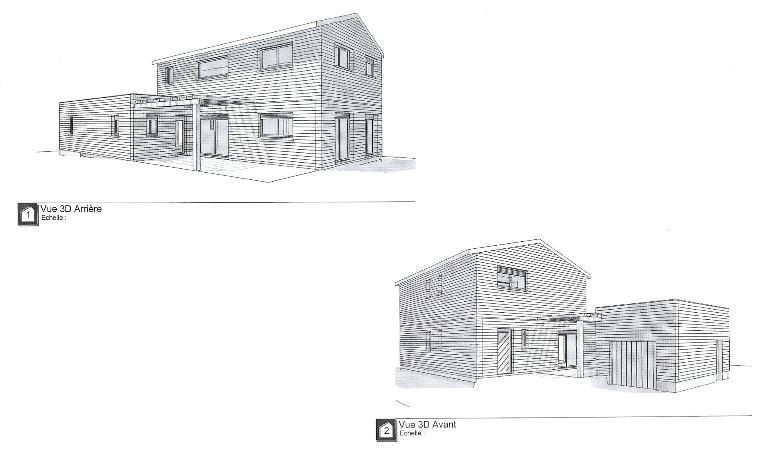 maison ossature bois, midi pyrenees,haute garonne,maison bois toulouse,maison en bois,constructeur maison bois toulouse