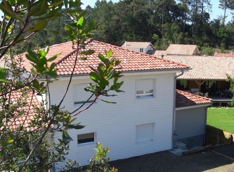 Maison bois aquitaine cheap maison en bois bassin for Maison bois aquitaine