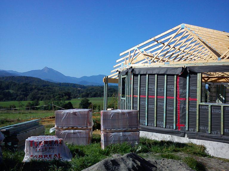 maison bois midi pyrennees,construction bois midi pyrenees,maison ossature bois midi pyrenees