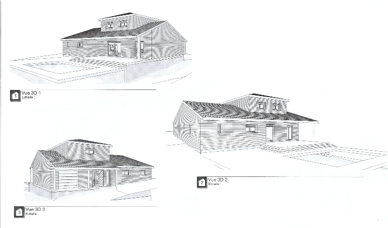 plan maison bois haute garonne,midi pyrenees,plan maison bois gratuit,maison bois toulouse,ossature bois toulouse