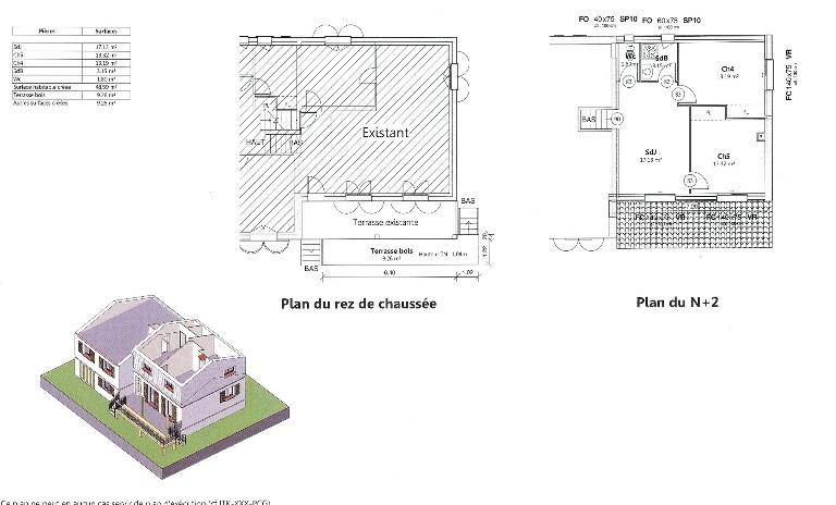 surelevation bois,agrandissement en bois,extension en ossature bois,maison bois,maison bois midi pyrenees,surelevation ossature bois