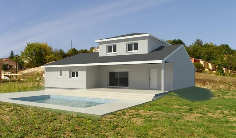 maison ossature bois,maisons ossature bois,maison bois,maisons bois,modele de maison en bois,maiosn,toulouse-midi pyrenees-haute garonne