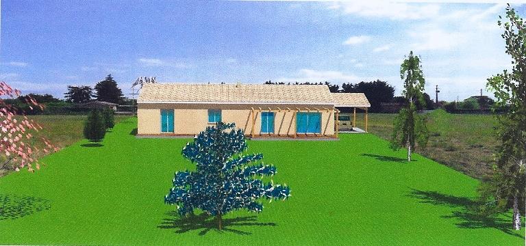 constructeur maison bois tarn  OMEA, partenaire de votre projet de construct