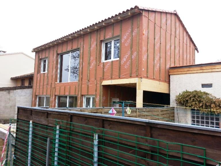 Isabelle PAYSAN ROUQUAIROL  OMEA maison bois